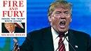 Nová kniha z pera Michaela Wolffa prezidenta Trumpa pořádně rozzuřila.