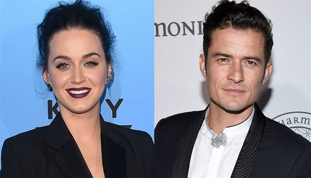 Katy Perry a Orlando Bloom,