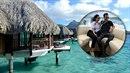 Na Bora Bora si můžete zajet i vy.