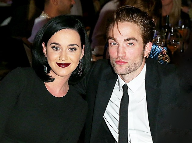 Robert Pattinson a Katy Perry