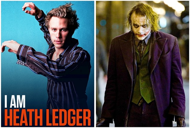 Heath Ledger (4. 4. 1979 - 22. 1. 2008)