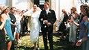 Je vidět, že si svůj svatební den užívali bez chybičky.