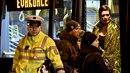 Požár hotelu Eurostars David v Náplavní ulici nedaleko Masarykova nábřeží v...