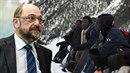 Martin Schulz je proti zavedení horního stropu počtu ročně přijímaných...