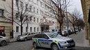 V tomto hotelu objevila policie tělo muže, který spáchal sebevraždu.