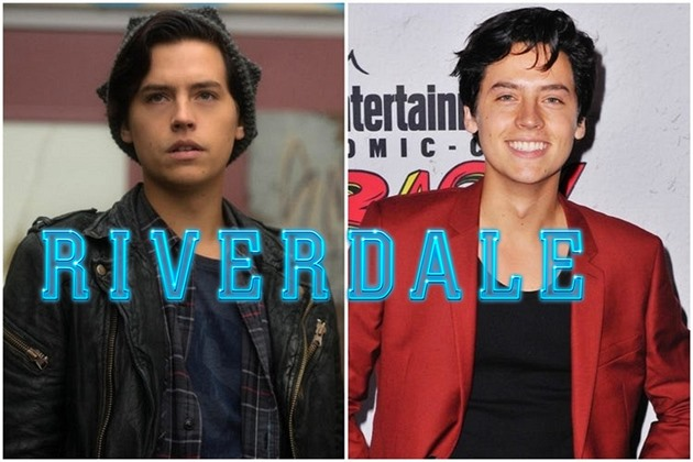 Cole Sprouse / Riverdale