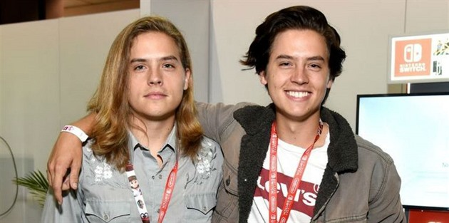 Cole a Dylan Sprouse