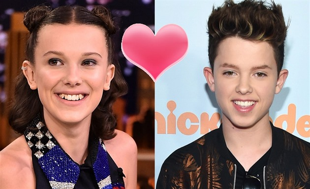 Millie Bobby Brown / Jacob Sartorius