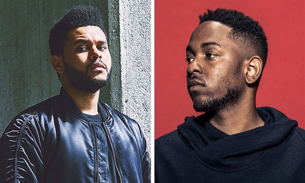 The Weeknd / Kendrick Lamar
