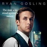 Ryan Gosling coby Martin Luther King.