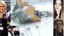 Letecká tragédie poblíž Moskvy