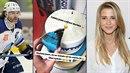 Veronika Kopřivová se pochlubila tím, že přijela na narozeniny svého přítele...