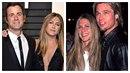 Jennifer Aniston se bude podruhé rozvádět.