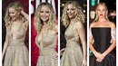 Proměna dne: herečka Jennifer Lawrence na premiéře filmu Rudá Volavka doslova...