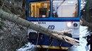 Čtyři jednotky profesionálních a dobrovolných hasičů zasahovaly u nehody...