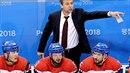 Před koučem hokejistů Josefem Jandačem je největší zápas kariéry - čtvrtfinále...