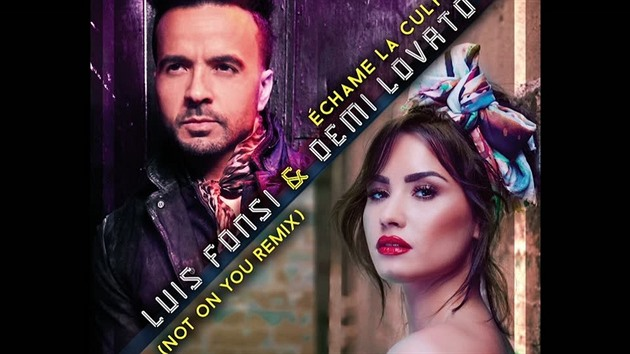 Luis Fonsi a Demi Lovato / Échame La Culpa remix - Not on You