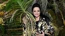 Lucie Bílá vypadá skvěle, ačkoliv jaguáří kožíšek působí s exotickými...