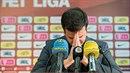 Hotovo. Sparta (konečně) vyhodila trenéra Andreu Strmaccioniho.