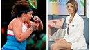 Marion Bartoliová, vítězka Wimbledonu, se vrací k tenisu po anorexii.