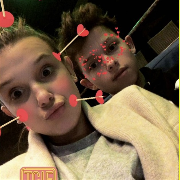 Millie a Jacob