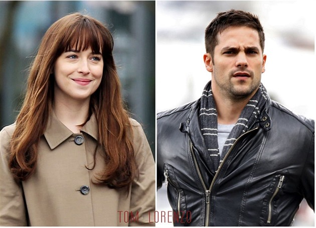 Dakota Johnson a Brant Daugherty