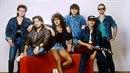 Habera v dobách své největší hudební slávy s kapelou Team.