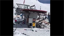 V Gruzii šlo lyžařům o život.