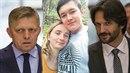 Robert Fico a Robert Kaliňák jsou podle části slovenské veřejnosti zodpovědní...