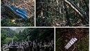 V lese sebevrahů Aokigahara si ročně sáhne na život až stovka lidí. Má dokonce...