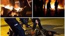 Migranti vyvolali v ulicích Madridu nepokoje, policie prý zavinila smrt jednoho...