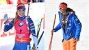 To, co teď sledujeme, je rozkol v českém biatlonu.