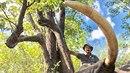Neznámý muž z Ruska se vyfotil se svou kořistí. Nepochopitelného činu si všiml...