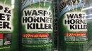 Droze se říká Wasp neboli Vosa, podle spreje proti hmyzu.