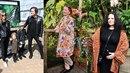 Celebrity v botanické zahradě.