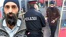 Sedmatřicetiletý indický migrant se přiznal až k patnácti napadením během...