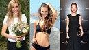 Ženy, které v českém showbyznysu trpěli anorexií.