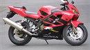 Motocykl značky Honda - ilustrační foto