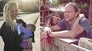 Manželé Klusovi jsou zastánci přírodního života a kojení na veřejnosti je pro...