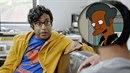 Podle Hariho Kondabolua, amerického komika indického původu, je postava...