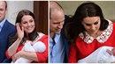 Vévodkyně Kate (36) porodila královského chlapce