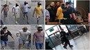 Cizinci, kteří v Praze zmlátili číšníka, chytili policisté na letišti.
