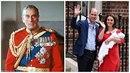 Jaký je příběh muže, po kterém dostal jméno nový přírůstek do královské rodiny?
