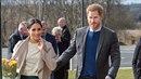 """Princ Harry si Meghan Markle řeknou své """"ano"""" 19. května."""