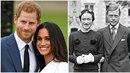 Princ Harry si Meghan Markle za necelý měsíc vezme za ženu. Přitom Eduard VIII....
