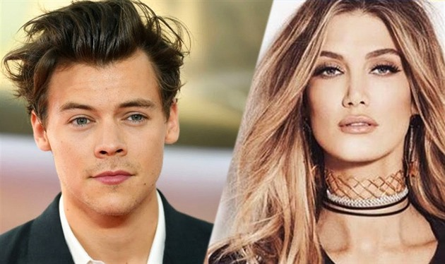 Harry Styles / Delta Goodrem