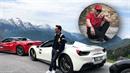 Kazma čeká na Ferrari, Leoš Mareš se ho však zjevně nehodlá vzdát!