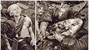 Masakr u Bretschneiderovy vily byl dalším, kterého se brutální nacisté...