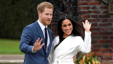 Meghan Markle a Princ Harry vstoupí do svazku manželského.