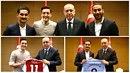 Němečtí fotbalisté se fotili s Erdoganem a problém je na světě.